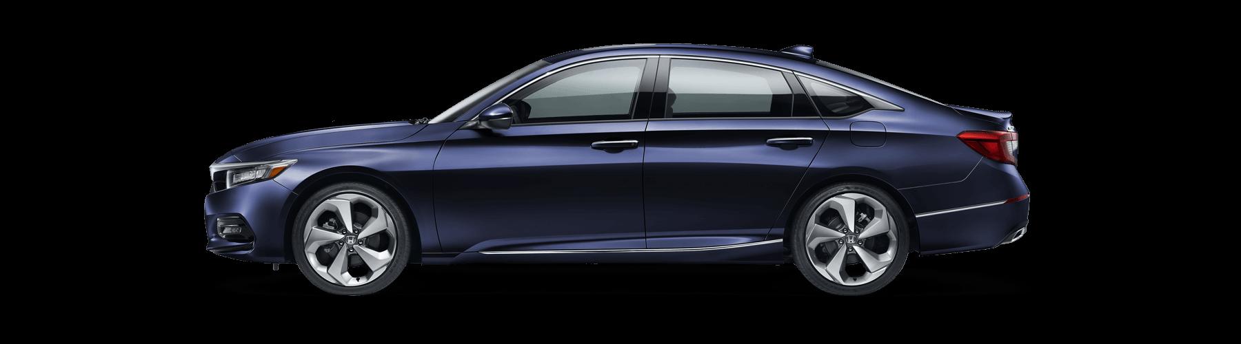 2018 Honda Accord Sedan Side Profile