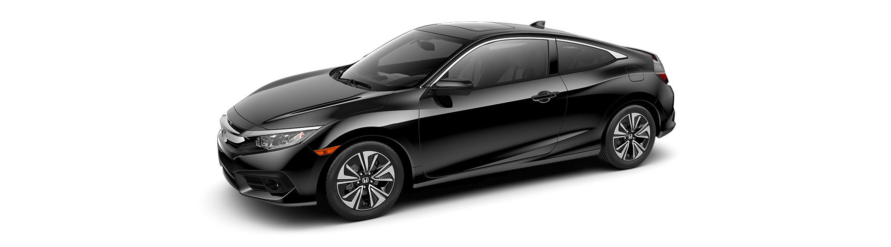 2018 Honda Civic Coupe Front Angle