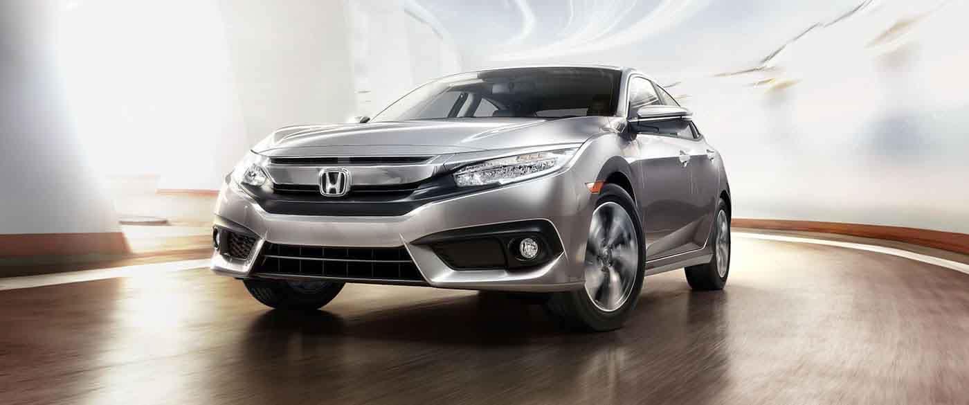 2018 Honda Civic Traction Control