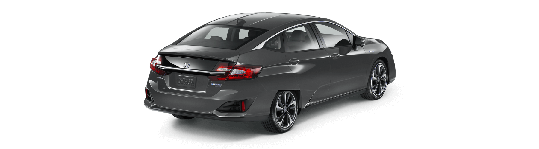 2018 Honda Clarity Plug-In Hybrid Rear Angle