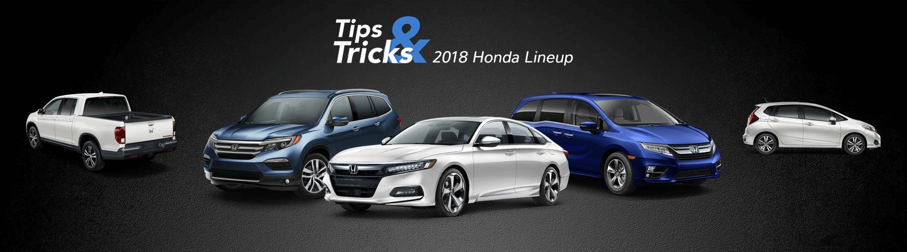 Honda Tips and Tricks Banner