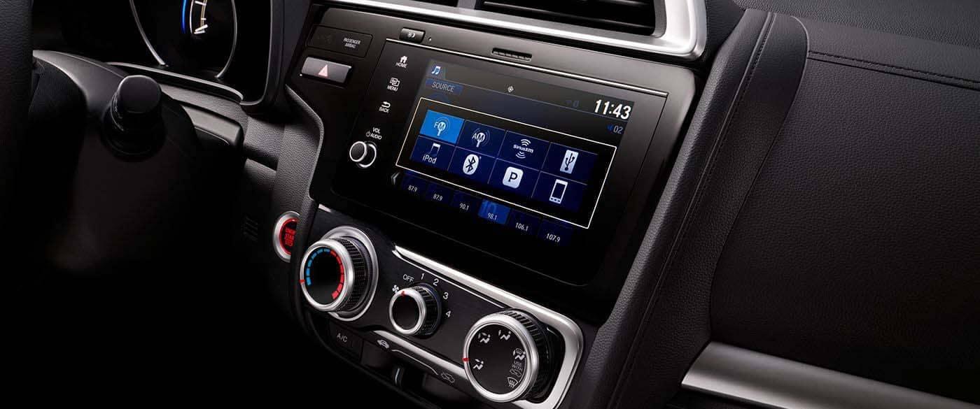 2019 Honda Fit 7 inch Display Audio Touchscreen
