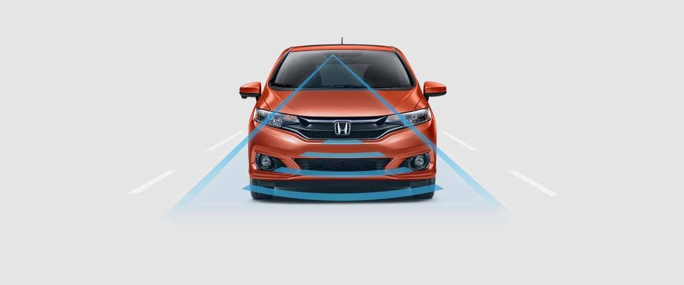 2019 Honda Fit Adaptive Cruise Control