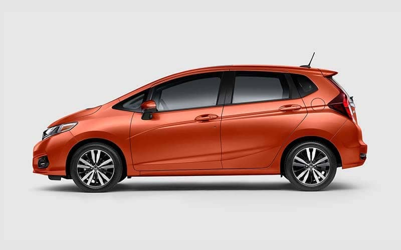2019 Honda Fit Body Structure
