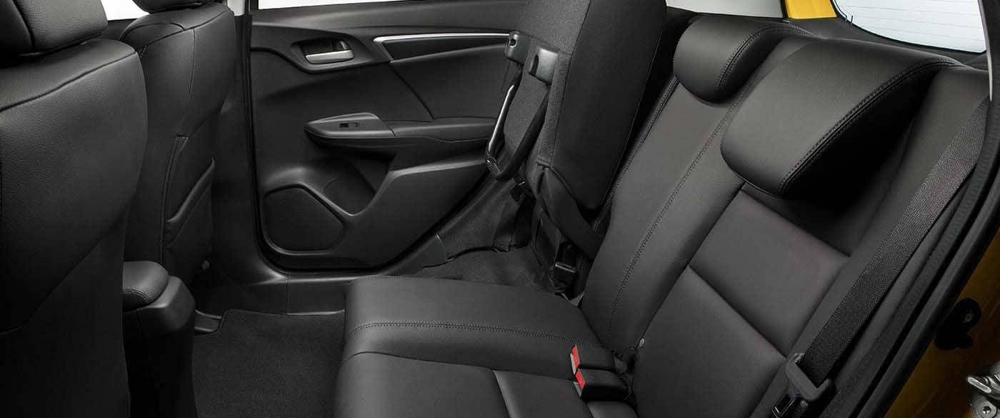 2019 Honda Fit Second Row Magic Seat