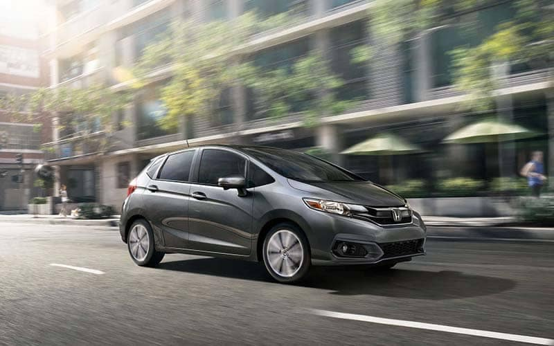 2019 Honda Fit Vehicle Stability Assist