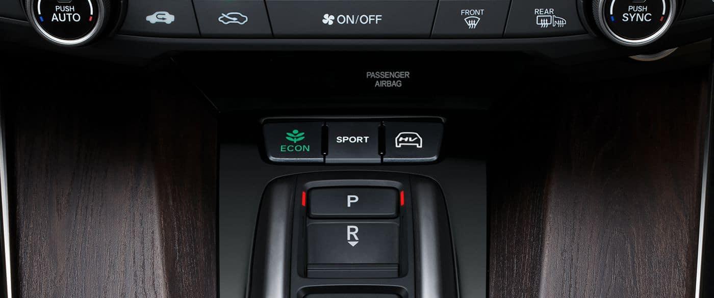 When To Use The Honda Econ Button