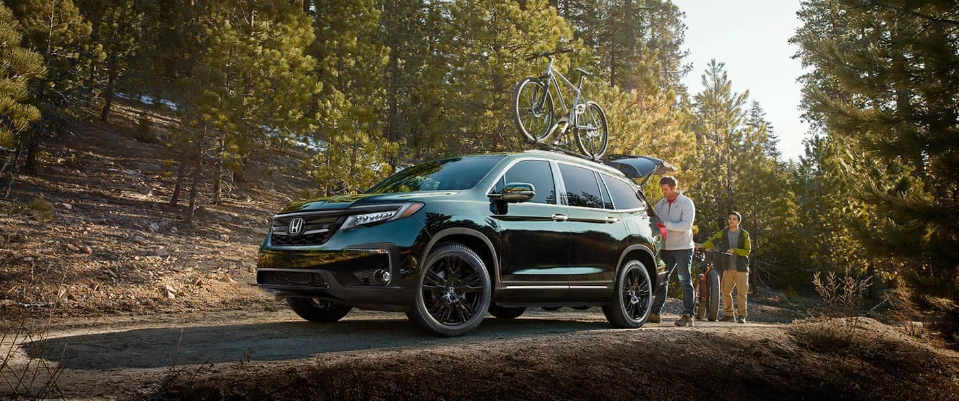 2018 Honda Pilot Towing Capacity