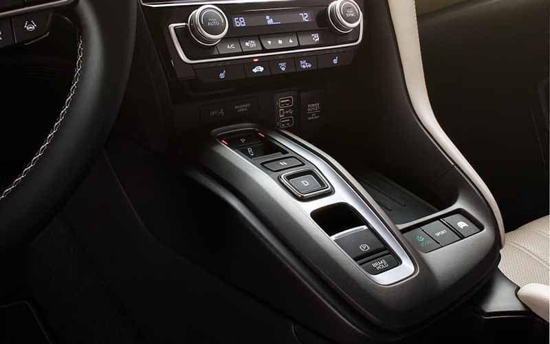 2019 Honda Insight 3 Mode Drive System
