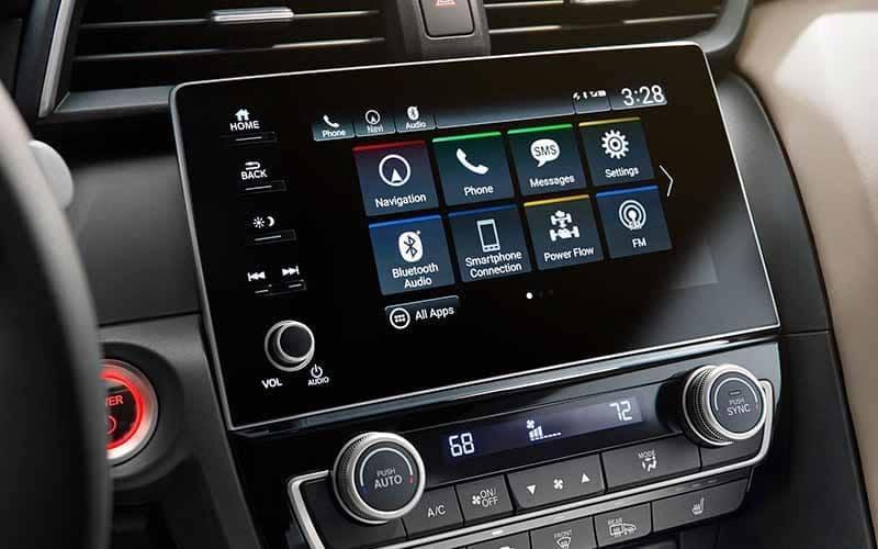 2019 Honda Insight Display Screen