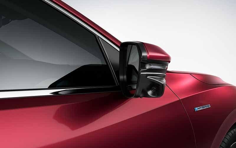 2019 Honda Insight Honda Lanewatch