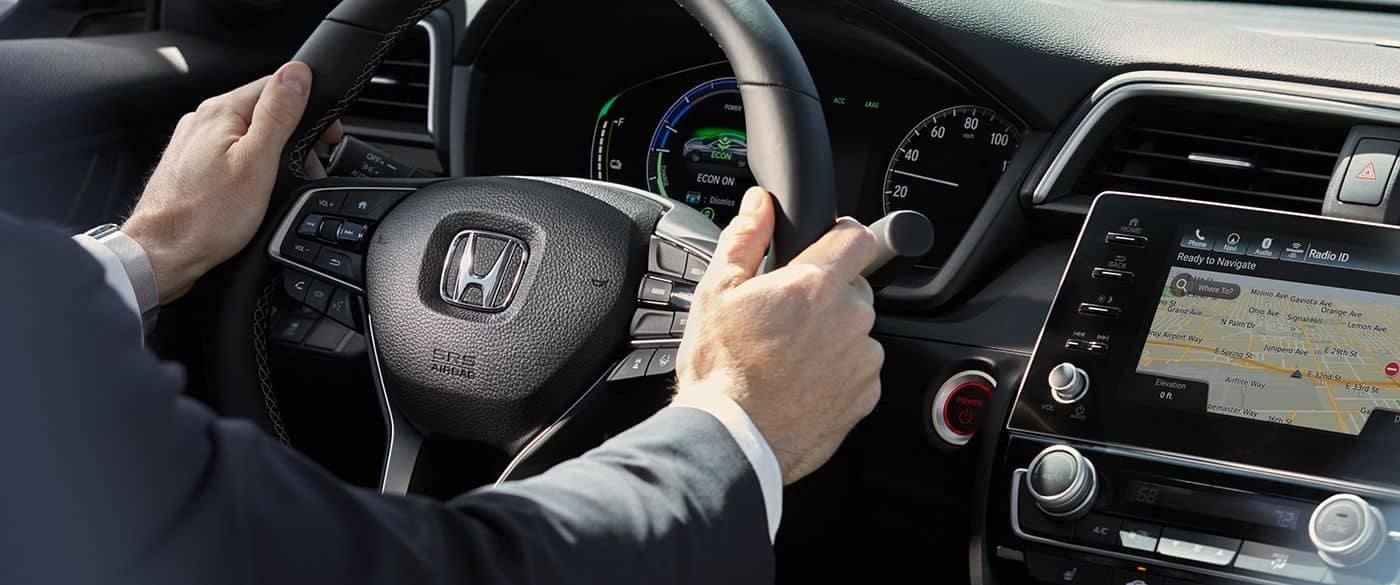 2019 Honda Insight Navigation System