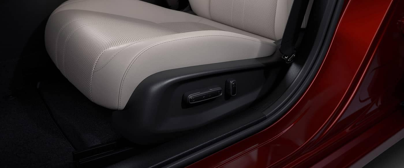 2019 Honda Insight Power Adjustable Front Seating