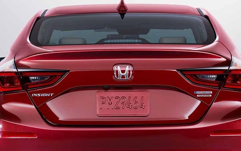 2019 Honda Insight Rearview Camera