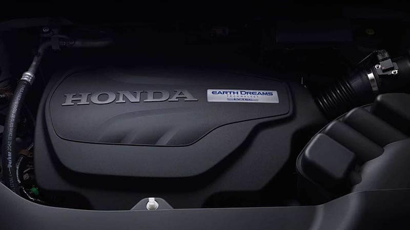 2019 Honda Pilot V6 Engine