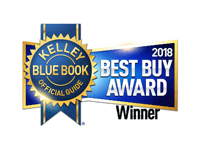 KBB.com 2018 Best Buy of the Year