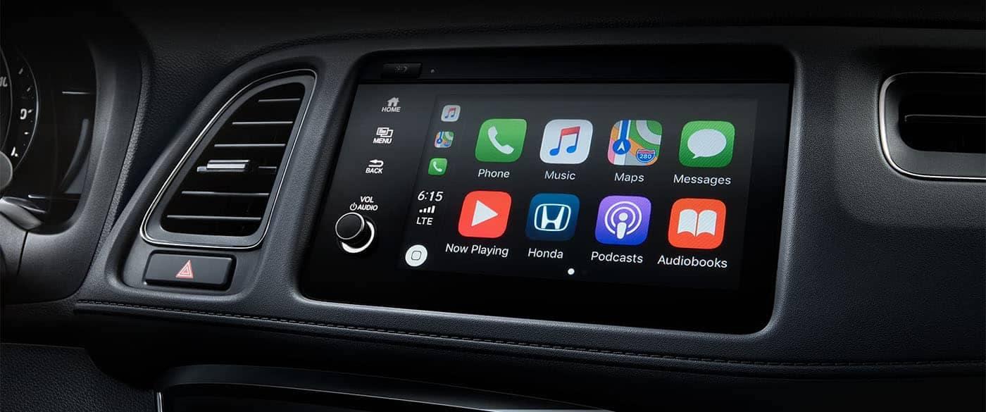 2019 Honda HR-V Apple Carplay