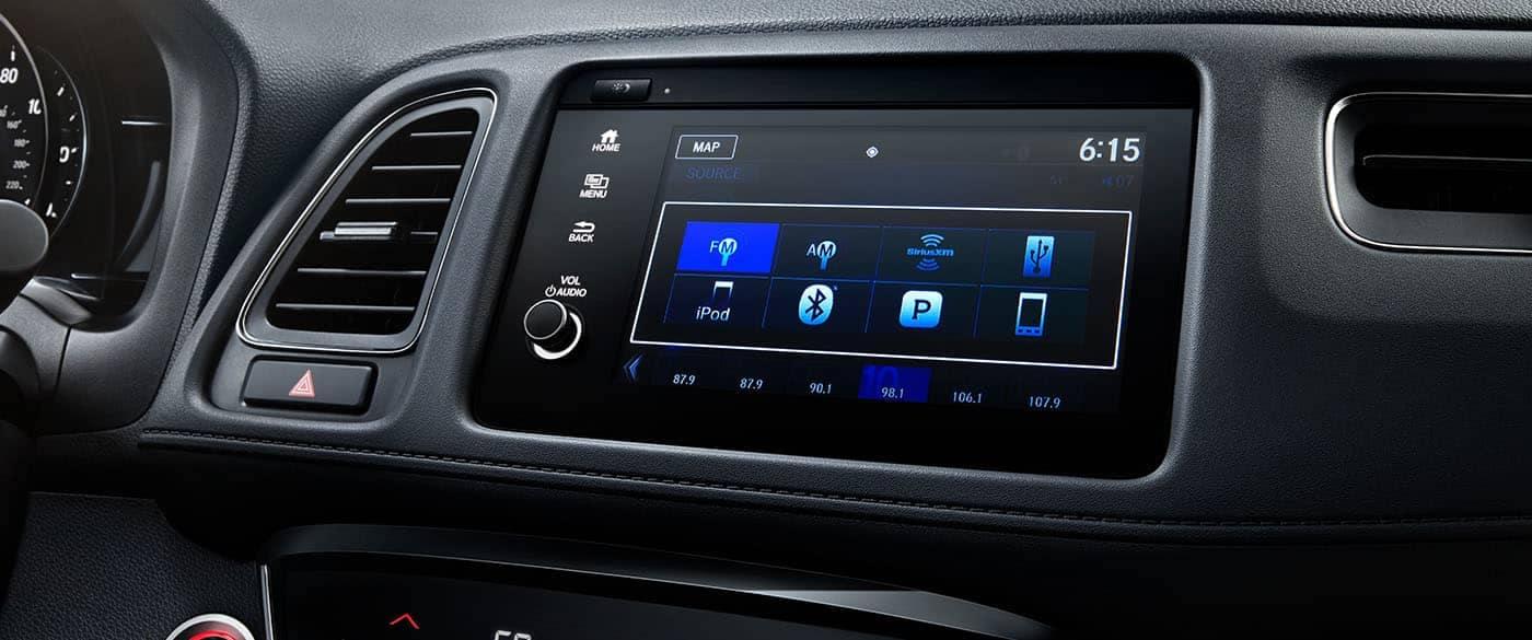 2019 Honda HR-V Audio System