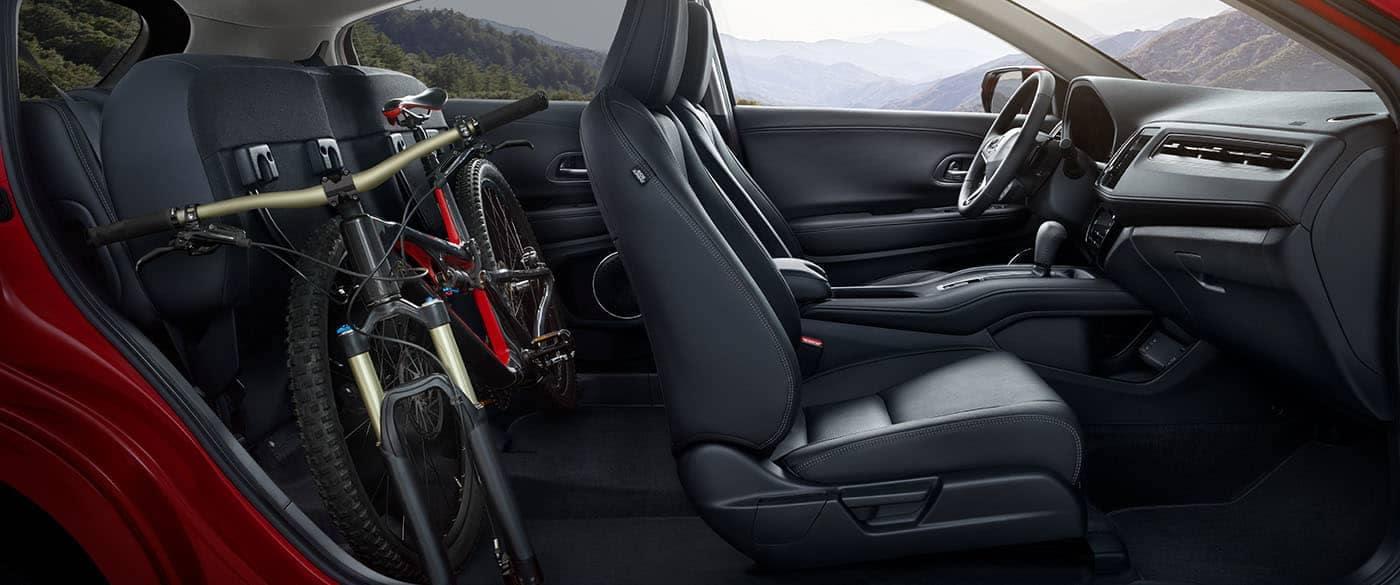 2019 Honda HR-V Tall Mode