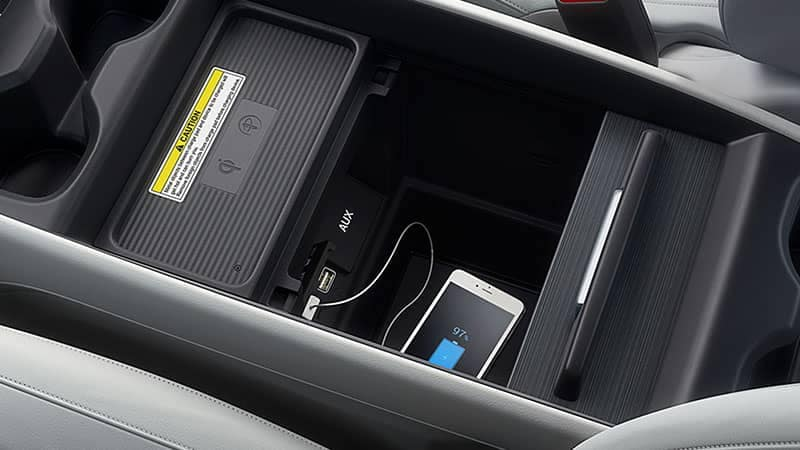 2019 Honda Odyssey USB Ports
