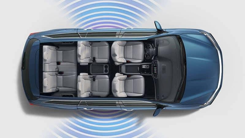 2019 Honda Pilot Mobile Hotspot