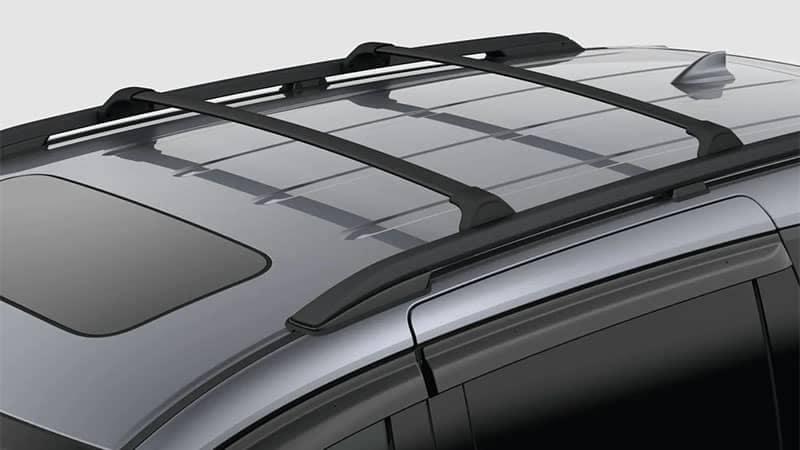 2018 Honda Odyssey Roof Rails