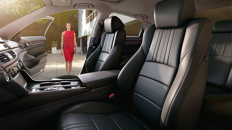 2019 Honda Accord Interior