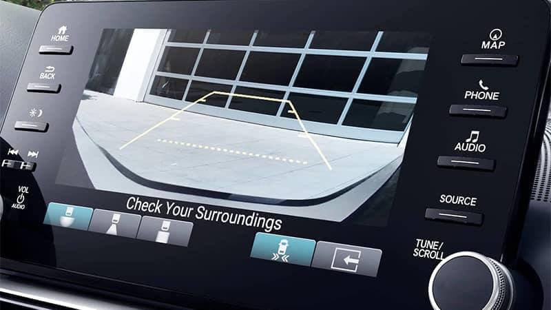 2019 Honda Accord Rearview Camera