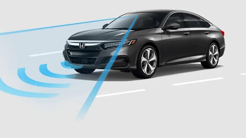 2019 Honda Accord Sedan Honda Sensing