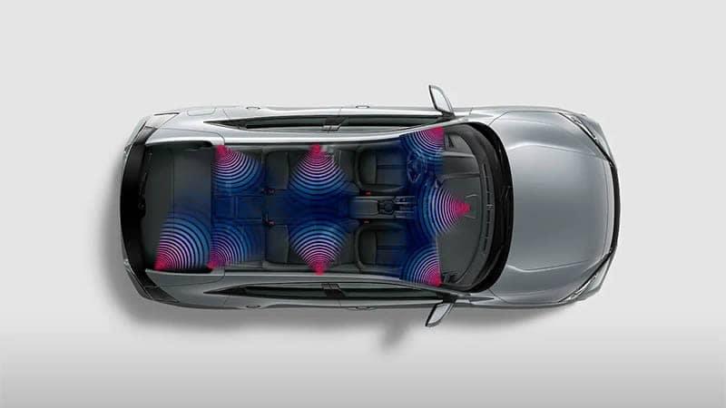 2019 Honda Civic Hatchback Audio System Sport Touring