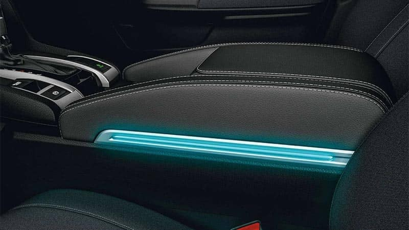 2019 Honda Civic Sedan Interior Panel Illumination