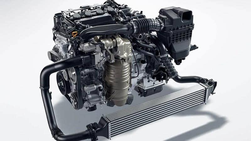 2019 Honda Civic Sedan Turbo Engine