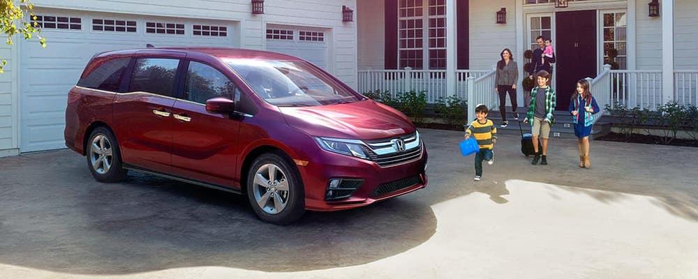 2019 Honda Odyssey Elite family