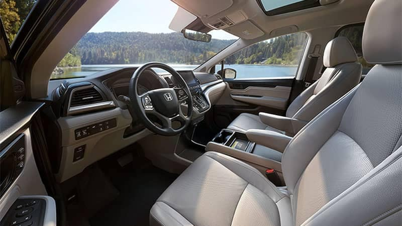 2019 Honda Odyssey Interior Features