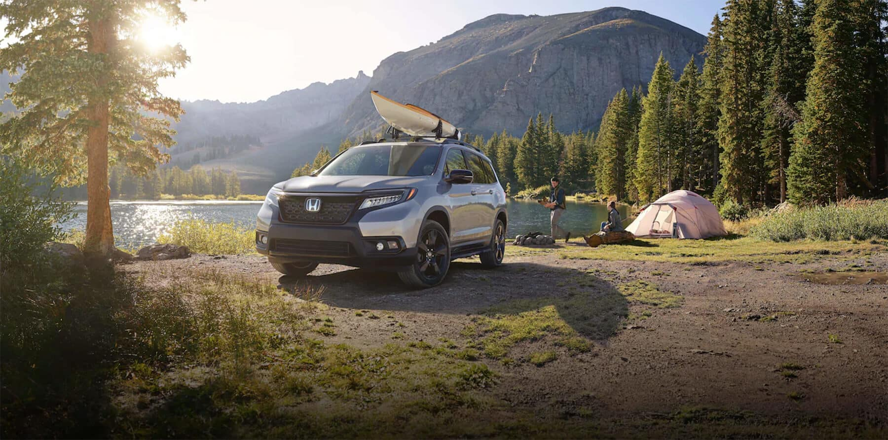 2019 Honda Passport Styling Slider