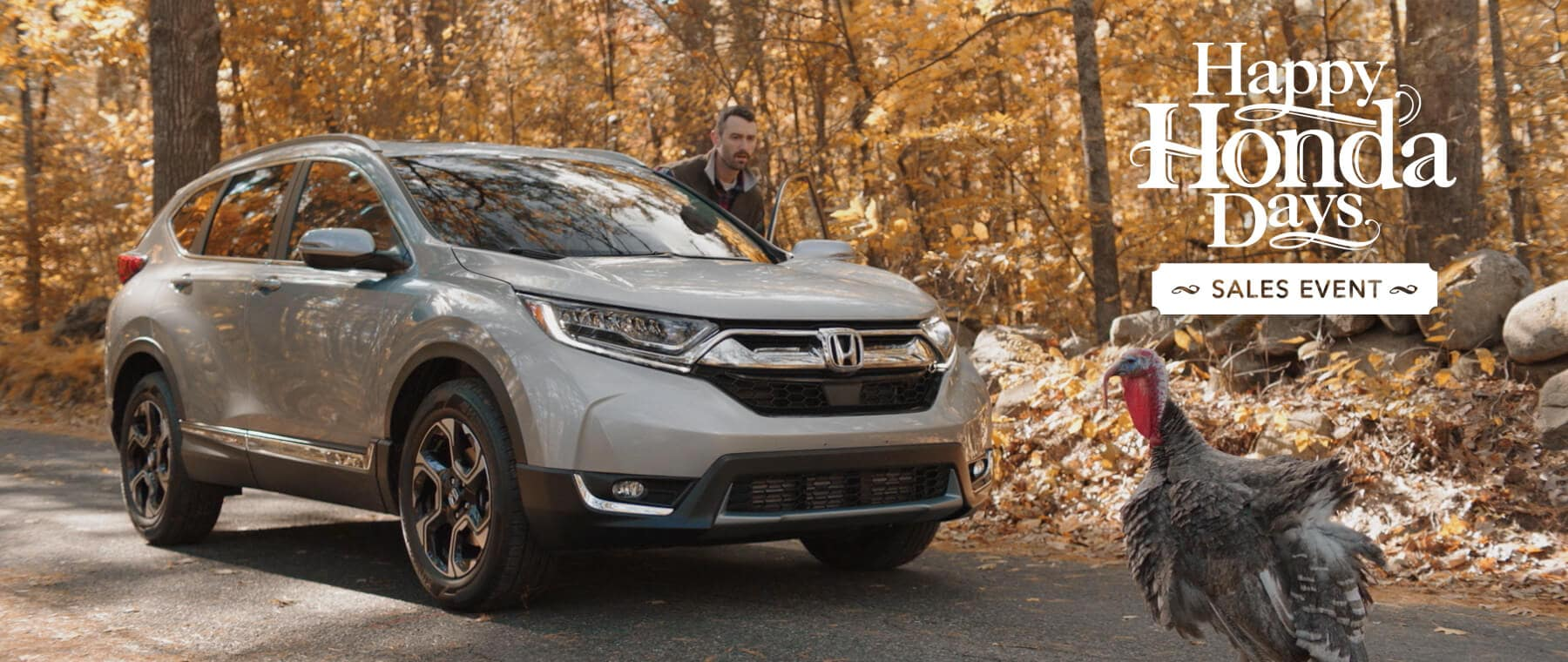 New England Honda Dealers Happy Honda Days Thanksgiving Slider