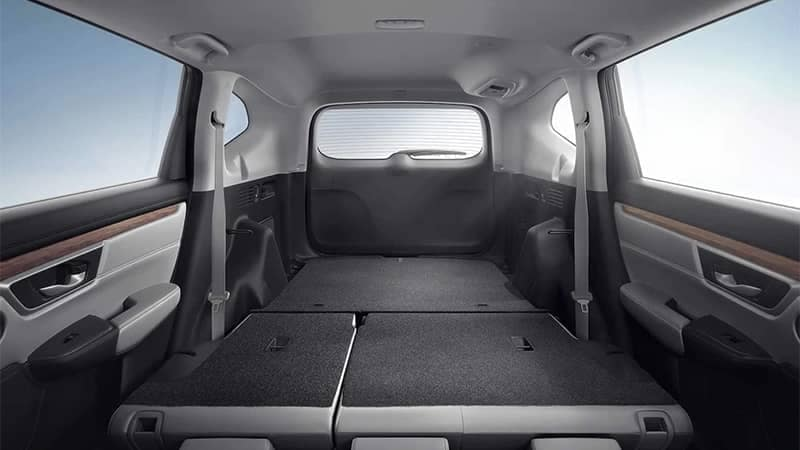 2019 Honda CR-V Cargo Space with Seats Folded Down