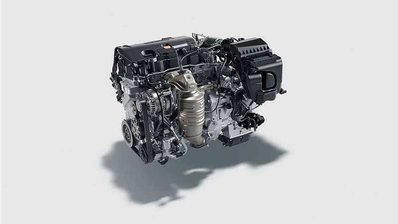 2019 Honda Civic Coupe Engine