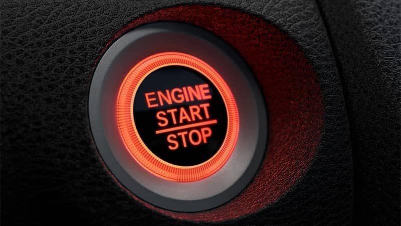 2019 Honda Civic Coupe Push Button Start