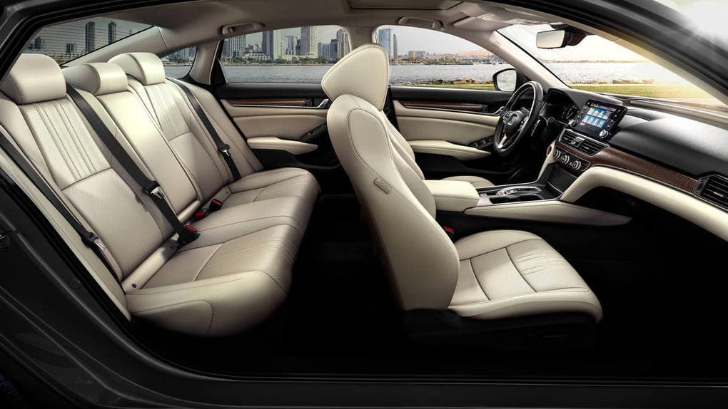 2019 Honda Accord Seating