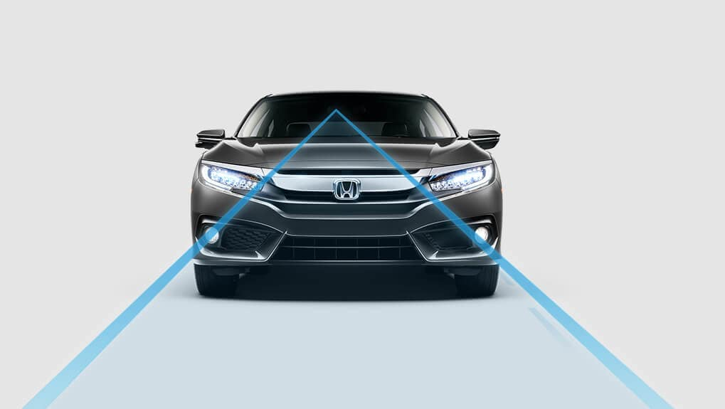 2019 Honda Civic Sedan Honda Sensing