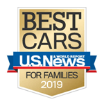 Honda Accord U.S. News 2019 Best Midsize Car for Families