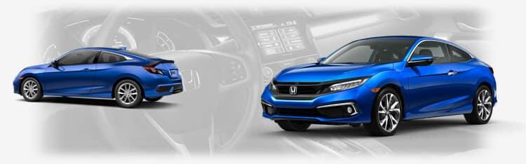 2019 Honda Civic Coupe Awards