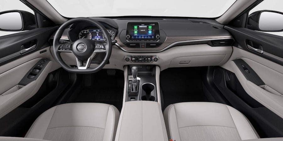 2019 Nissan Altima Interior Features Nissan Of Durango
