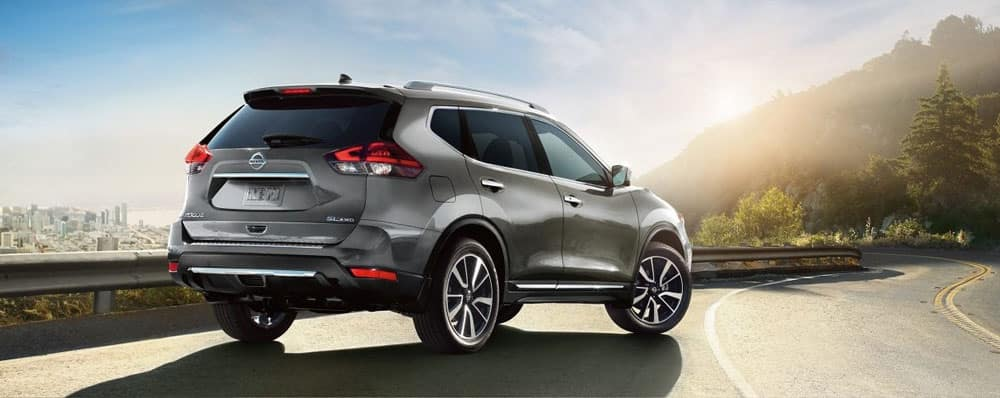 2019 Nissan Rogue Outdoors Scenic View