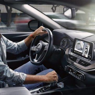 2019 Nissan Altima Driver