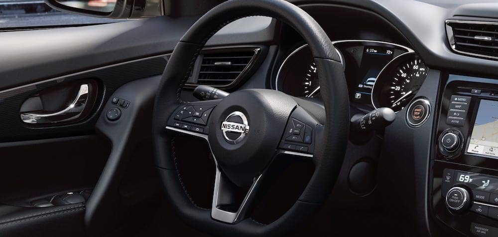 2019 Nissan Rogue Steering