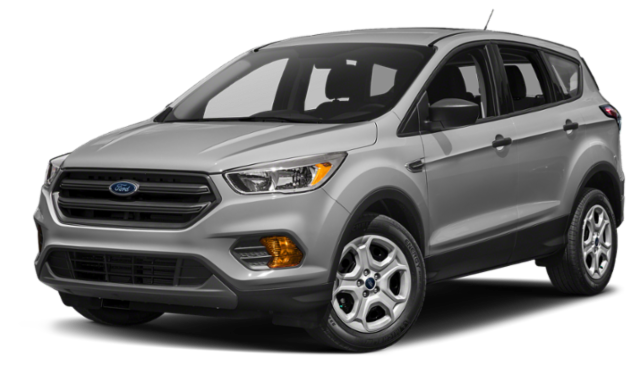 2019 ford escape grey exterior