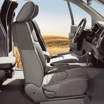 2019 Nissan Frontier Interior