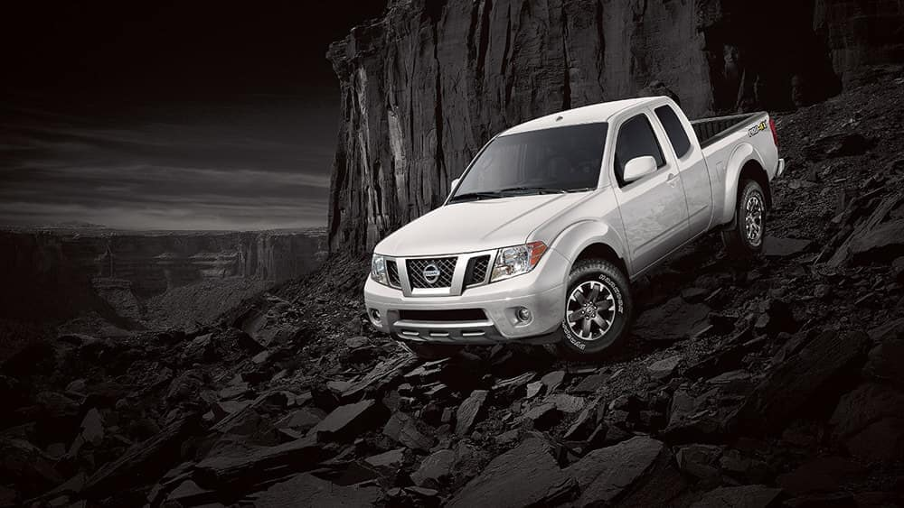 2019 Nissan Frontier Downhill